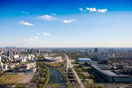 オリンピック「Urban architecture in Beijing」:スマホ壁紙(11)