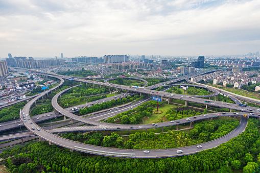 City Life「Urban architecture in Jiangsu, Suzhou」:スマホ壁紙(6)