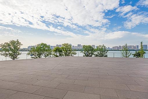 Town Square「Urban architecture of Wuxi City,Jiangsu Province,China」:スマホ壁紙(0)