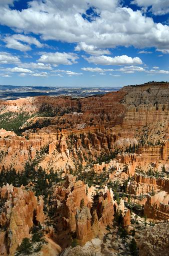 Vertical「Bryce Canyon National Park」:スマホ壁紙(5)