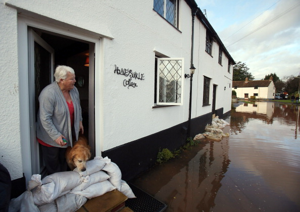 Somerset - England「Flash Floods Cause Chaos In The South West」:写真・画像(18)[壁紙.com]