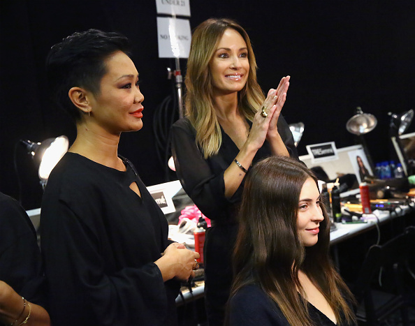 Catt Sadler「TRESemme at Rachel Zoe Fashion Presentation SS 16」:写真・画像(3)[壁紙.com]