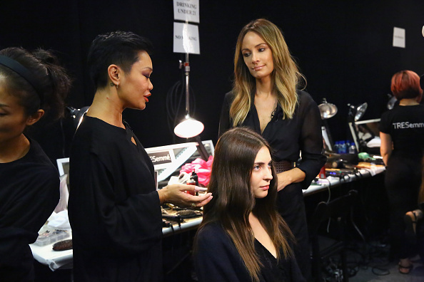 Catt Sadler「TRESemme at Rachel Zoe Fashion Presentation SS 16」:写真・画像(5)[壁紙.com]