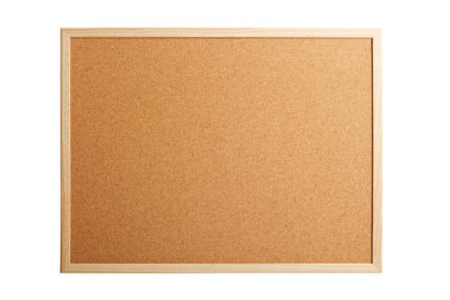Bulletin Board「Isolated cork board」:スマホ壁紙(10)