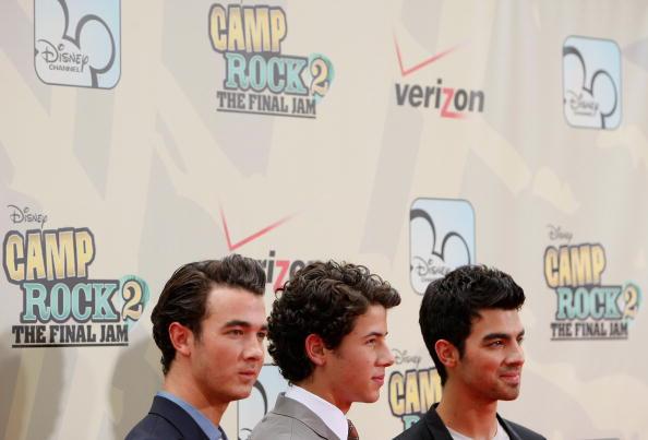 キャンプ・ロック2 ファイナル・ジャム「'Camp Rock 2: The Final Jam' New York Premiere - Outside Arrivals」:写真・画像(11)[壁紙.com]