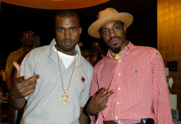 Kanye West - Musician「Distinctive Assets BET Awards Gift Lounge」:写真・画像(3)[壁紙.com]
