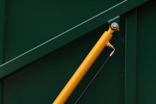 Hydraulic Platform「Collapsible metal frame」:スマホ壁紙(16)