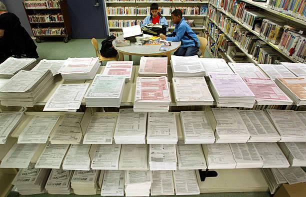 Tax Time Looms:ニュース(壁紙.com)