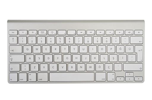 クローズアップ「モダンでスタイリッシュな雰囲気には、コンピュータキーボード」:スマホ壁紙(11)