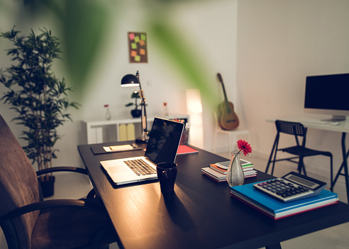 Blogging「The modern way to work」:スマホ壁紙(19)