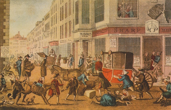 18th Century「The Modern Tradesman Or The Glories Of British Commerce 1774」:写真・画像(13)[壁紙.com]