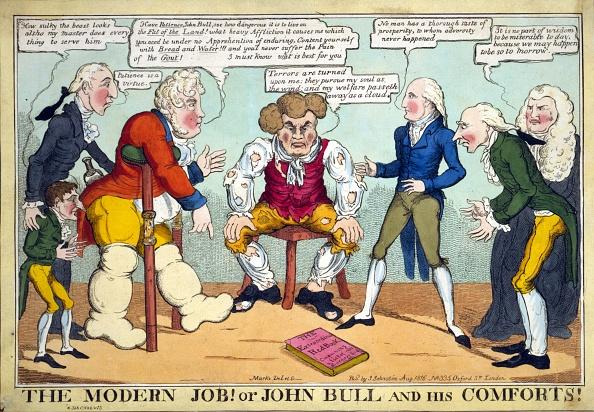 Rag「The Modern Job! Or John Bull And His Comforts!」:写真・画像(4)[壁紙.com]