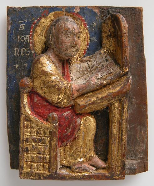 Preacher「Miniature Relief Of Saint John The Evangelist At His Writing Table」:写真・画像(7)[壁紙.com]
