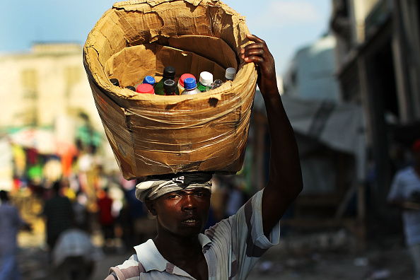 Food and Drink「Haiti Continues To Struggle Two Years After Devastating Earthquake」:写真・画像(19)[壁紙.com]