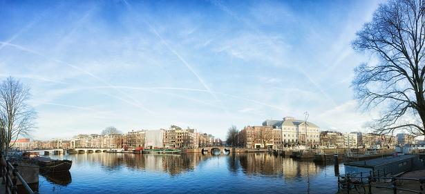 Amsterdam「Amsterdam, the IJ」:スマホ壁紙(5)