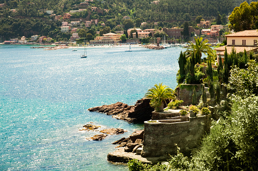 Cannes「French Riviera landscape」:スマホ壁紙(18)