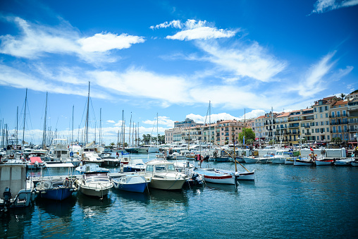 Cannes「French riviera in Cannes city」:スマホ壁紙(7)