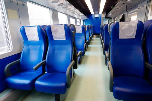 Passenger Train「Train Interior」:スマホ壁紙(12)