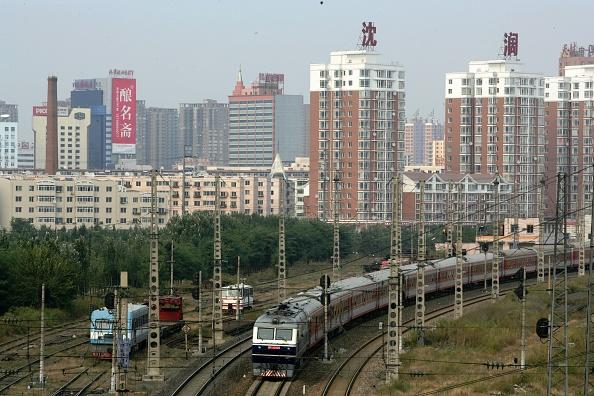 East Asia「Lao Dao Kou bridge Shengyang. September 2005.」:写真・画像(14)[壁紙.com]