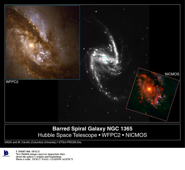 Hubble Space Telescope「Space New Hubble Images Uncover Important Clues About The Galaxy's Origins And Beginnin」:写真・画像(7)[壁紙.com]
