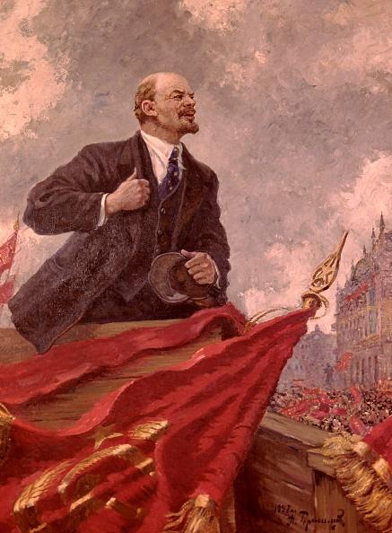 October「Vladimir Lenin」:写真・画像(9)[壁紙.com]
