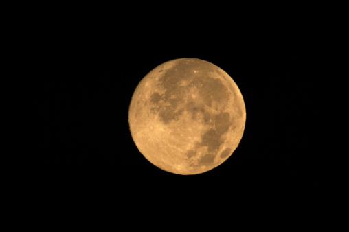 満月「Full Moon」:スマホ壁紙(1)