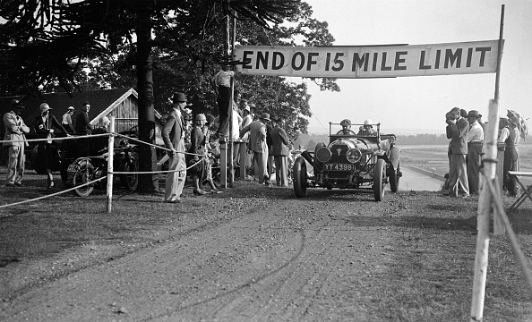 Beaulieu National Motor Museum「RNV Wilson's Austro-Daimler at the JCC Members Day, Brooklands, 5 July 1930」:写真・画像(7)[壁紙.com]