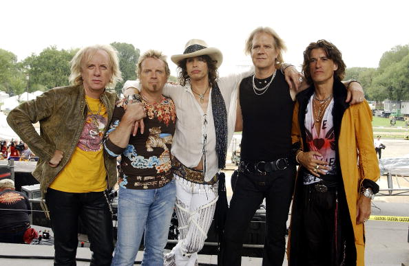 Aerosmith「Aerosmith...」:写真・画像(12)[壁紙.com]