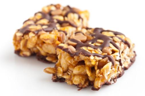 Granola「Chocolate and peanut butter energy bar」:スマホ壁紙(11)