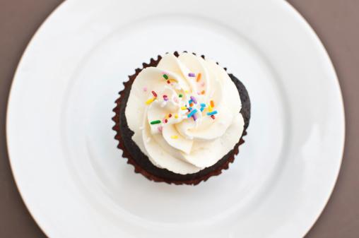 カップケーキ「チョコレートのカップケーキ、Sprinkle」:スマホ壁紙(15)