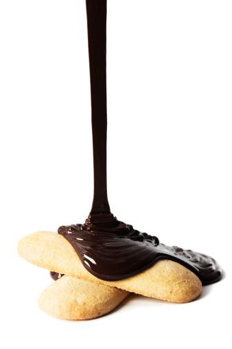 Cookie「ladyfingers ビスケット、チョコレート」:スマホ壁紙(19)