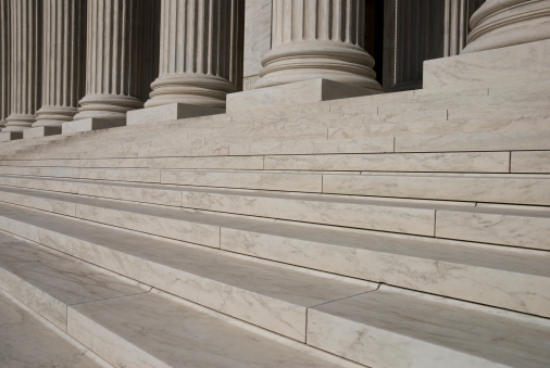 US Supreme Court Building「Steps of US Supreme Court」:スマホ壁紙(19)