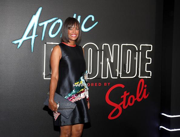 USA「Stoli Vodka And Universal Studios Host Premiere Of 'Atomic Blonde', Starring Oscar Award-Winning Actress Charlize Theron」:写真・画像(15)[壁紙.com]