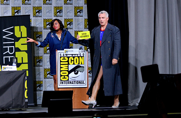 San Diego Convention Center「Comic-Con International 2018 - SYFY WIRE Hosts The Great Debate」:写真・画像(4)[壁紙.com]