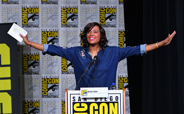 San Diego Convention Center「Comic-Con International 2018 - SYFY WIRE Hosts The Great Debate」:写真・画像(5)[壁紙.com]