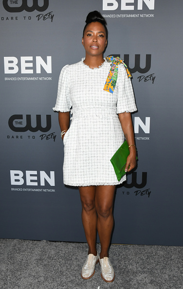 Cream Colored「The CW's Summer TCA All-Star Party - Arrivals」:写真・画像(13)[壁紙.com]