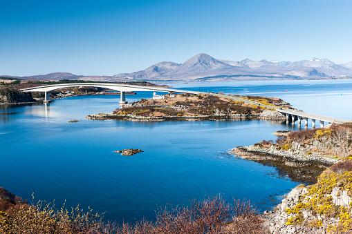 Isle of Skye「Skye bridge Scotland」:スマホ壁紙(13)