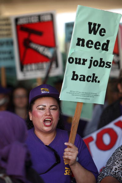 Downsizing - Unemployment「14 States Report Unemployment Rates Higher Than 10 Percent」:写真・画像(8)[壁紙.com]