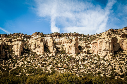 Escarpment「El Malpais National Monument, New Mexico」:スマホ壁紙(16)