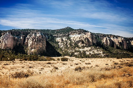 Escarpment「El Malpais National Monument, New Mexico」:スマホ壁紙(17)