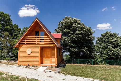 Chalet「Wooden cottage.」:スマホ壁紙(17)