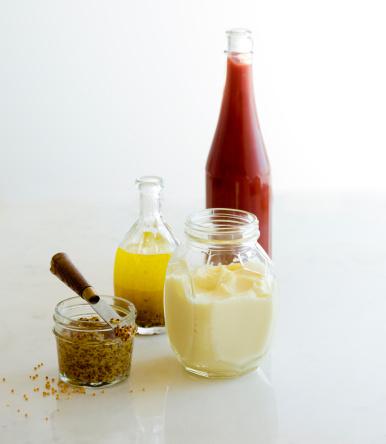 Mayonnaise「ketchup, mustard, mayonnaise, salad dressing」:スマホ壁紙(3)