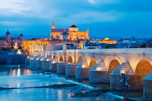 Footbridge「The Mezquita From Cordoba, Spain」:スマホ壁紙(5)