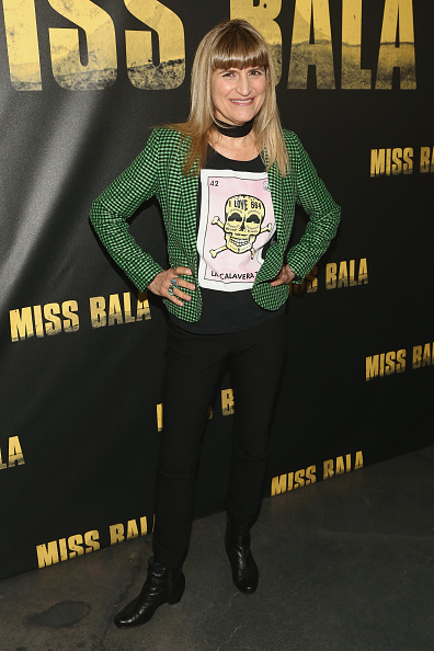 Checked Blazer「Sony Pictures Entertainment + NALIP Presents LatinX Representation In Entertainment Panel And Screening Of MISS BALA」:写真・画像(15)[壁紙.com]