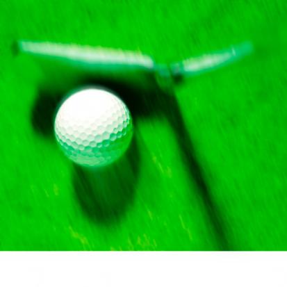 Putting - Golf「Putter and golf ball」:スマホ壁紙(12)