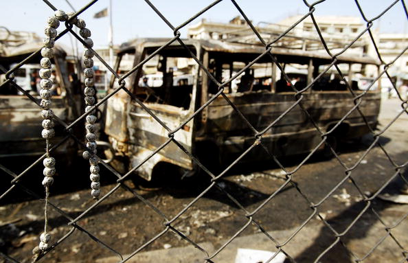Baath Party「Iraqis Come To Terms With The Aftermath Of Sadriya Market Bombing」:写真・画像(10)[壁紙.com]