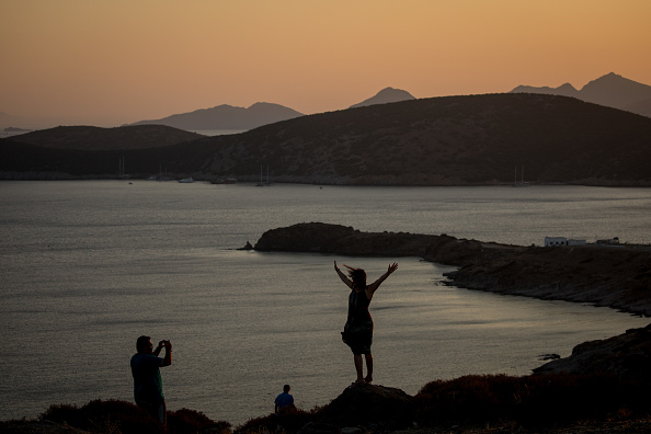 Tourism「Peak Tourism Season Comes To An End In Bodrum」:写真・画像(9)[壁紙.com]