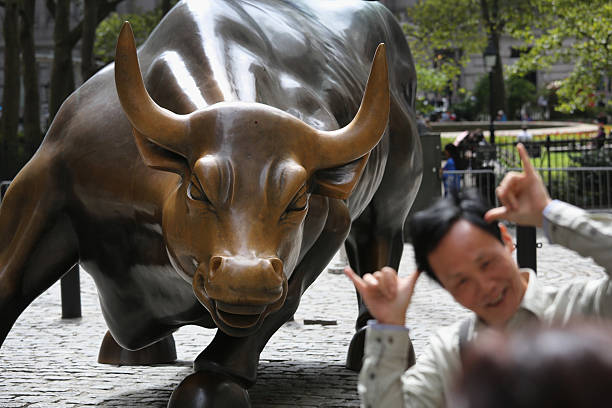 Five Years After Start Of Financial Crisis, Wall Street Continues To Hum:ニュース(壁紙.com)