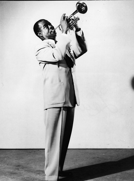Trumpet「Louis Armstrong Plays The Trumpet」:写真・画像(19)[壁紙.com]