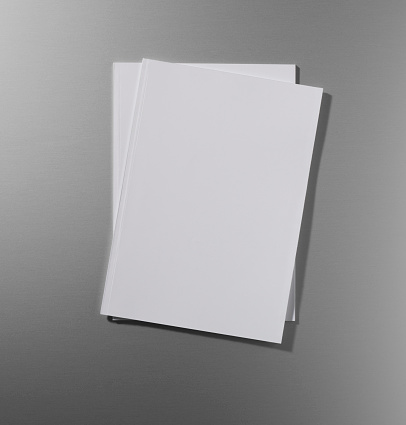 Note Pad「Empty magazine cover」:スマホ壁紙(14)